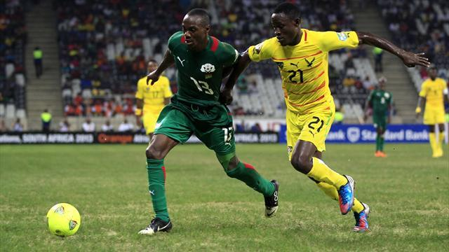 African Cup of Nations - Togo keep defeat in perspective after tragedy of Cabinda