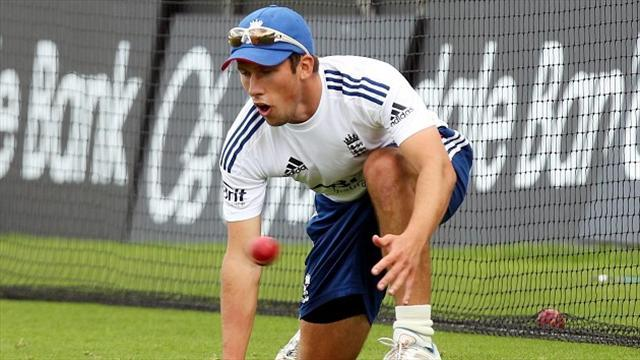Cricket - Kerrigan keen to bounce back