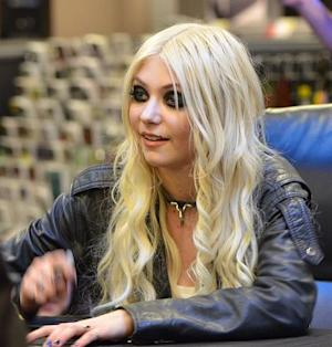 Taylor Momsen, Hollywood's resident bad girl cleaned up nice for New York Fashion Week.