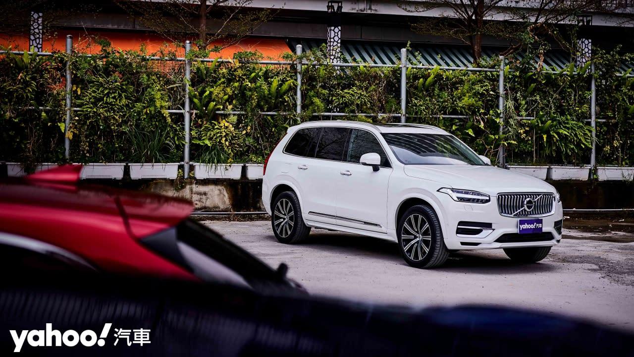除了大降16萬,更應該知道的是?2020 Volvo XC90 T8 Inscription都會試駕!