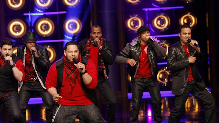 "Nota  on the first season of ""The Sing-Off."" Nota, originally from San Juan, Puerto Rico, won the first season of ""The Sing-Off."" This all-male sextet met in college and has been sharing its passion for music ever since. Although the group's members grew up in Puerto Rico with Spanish as their first language, the guys have been exposed to many American groups and have been inspired by some, such as Boyz II Men. They bring imagination, passion, and integrity to their artistry and focus on passionate Latin musical roots while adding different styles like R&B, pop, and fusion jazz."