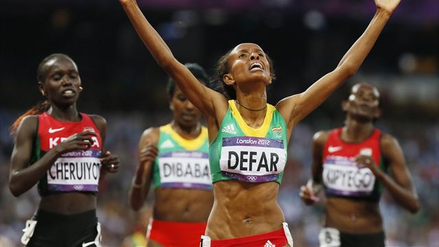 World Championships - Defar returns to centre stage in Moscow