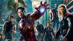 'The Avengers' Stays on Top
