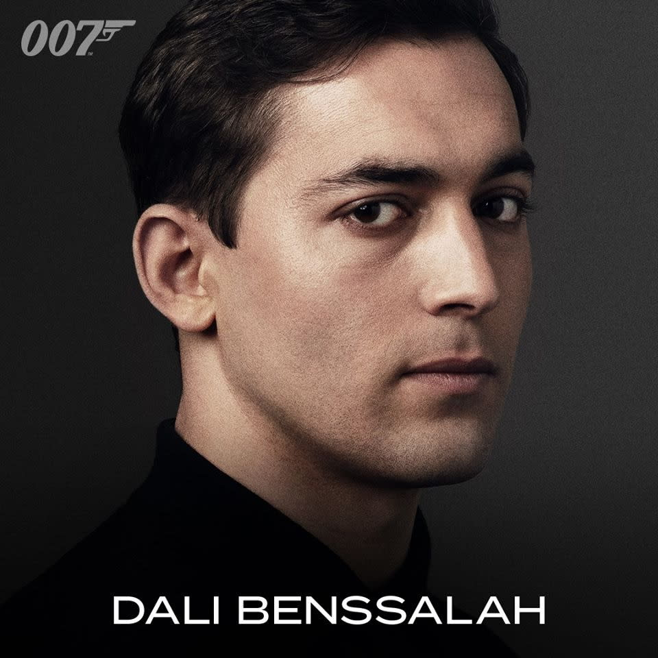 達利班薩拉在片中飾演一名反派,並在義大利馬泰拉和詹姆斯龐德正面交鋒。