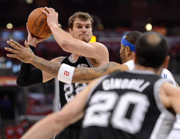 San Antonio Spurs v Los Angeles Clippers - Game Four