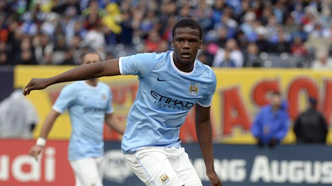 Premier League - Boyata pens new Man City deal