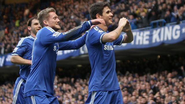 Premier League - Chelsea v Newcastle: LIVE