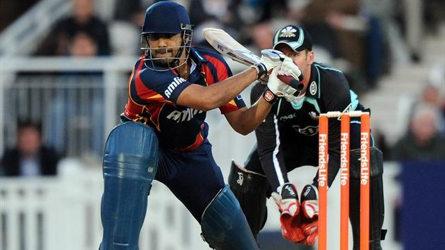 County - England's Bopara flops as Essex lose 40-over opener