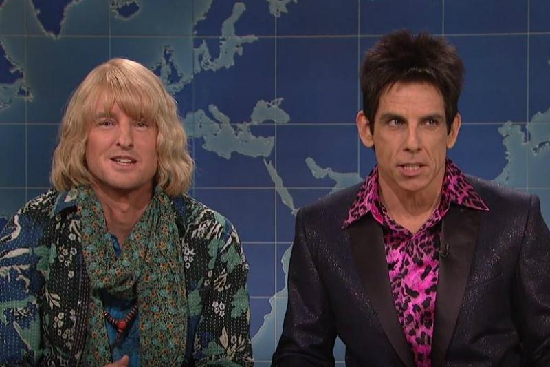 Derek Zoolander and Hansel provide hilarious political fashion commentary on SNL