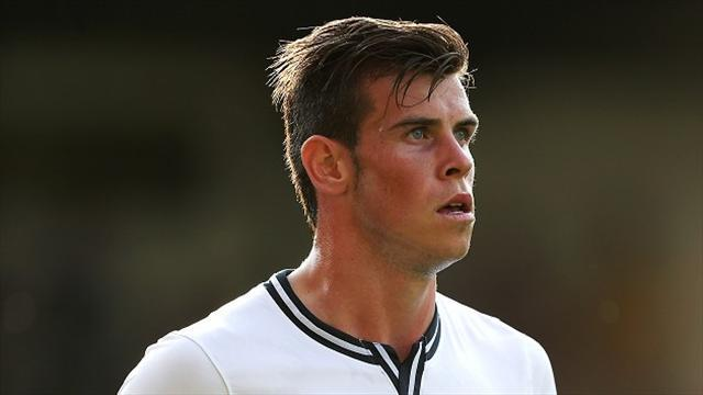 Liga - Bale 'arrives in Spain ahead of Madrid move'