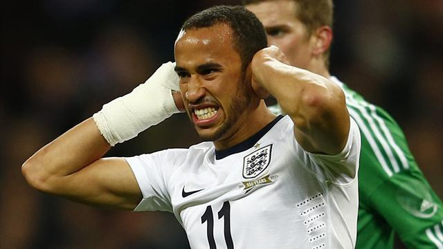 World Cup - Townsend ruled out of Brazil with ankle injury
