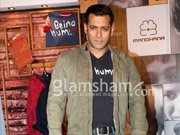 Salman launches Being Human store in India
