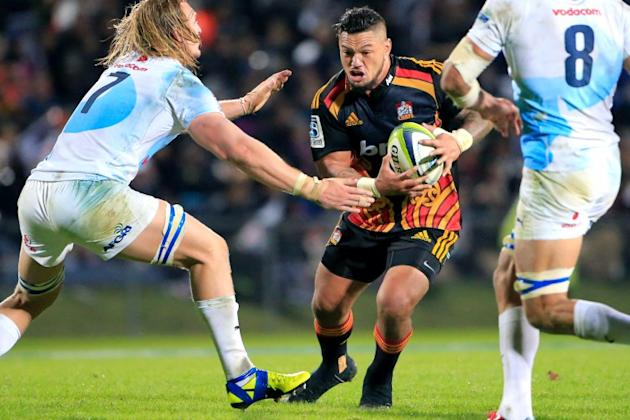 Stop your Saturday and luxuriate in yesterday's Super Rugby majesty