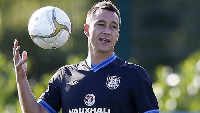 FA bemused by Terry's England retirement