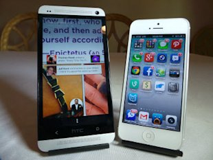 HTC One vs Apple iPhone 5 Which Is Faster Better Benchmark image 20130425 125916
