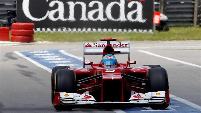 Formula 1 - Canadian GP organisers announce 10-year extension