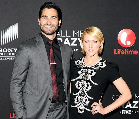 Brittany Snow and Tyler Hoechlin Make Red Carpet Debut as a Couple