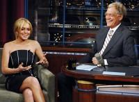 Lindsay Lohan To Appear On Letterman