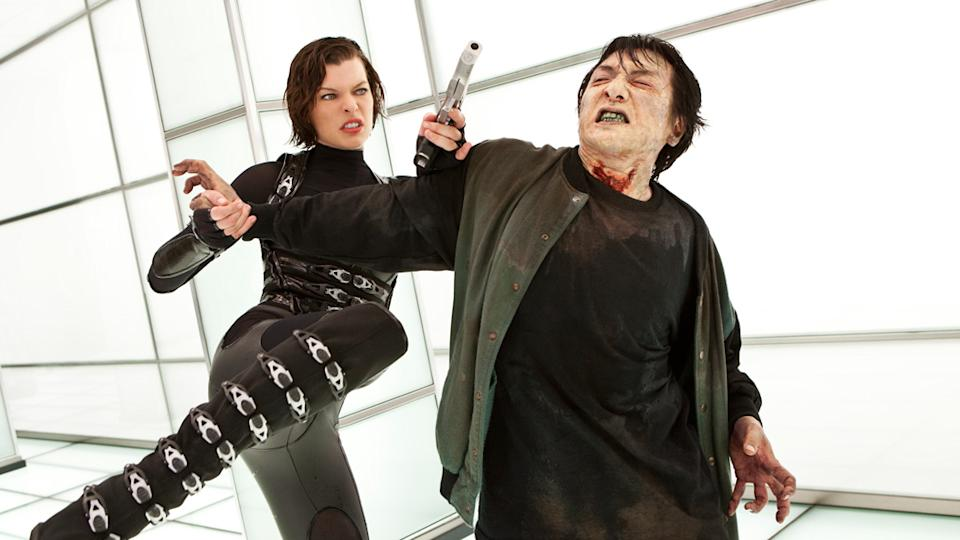 'Resident Evil: Retribution' Theatrical Trailer
