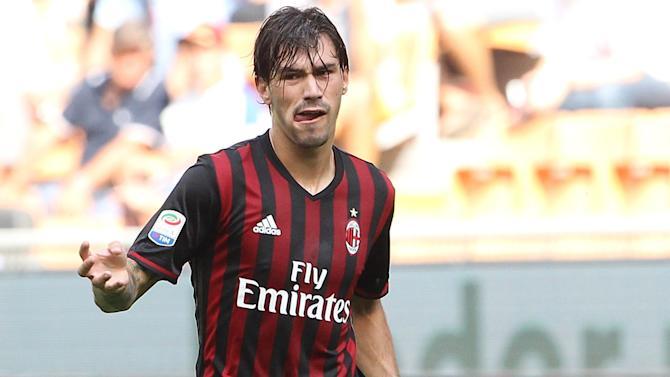 Romagnoli happy at Milan amid Chelsea links