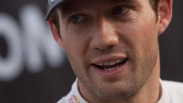 WRC - Ogier increases lead on Rally GB