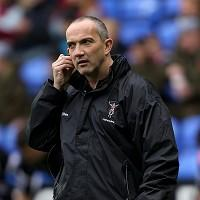 Harlequins boss Conor O'Shea felt the game lacked momentum despite getting the win