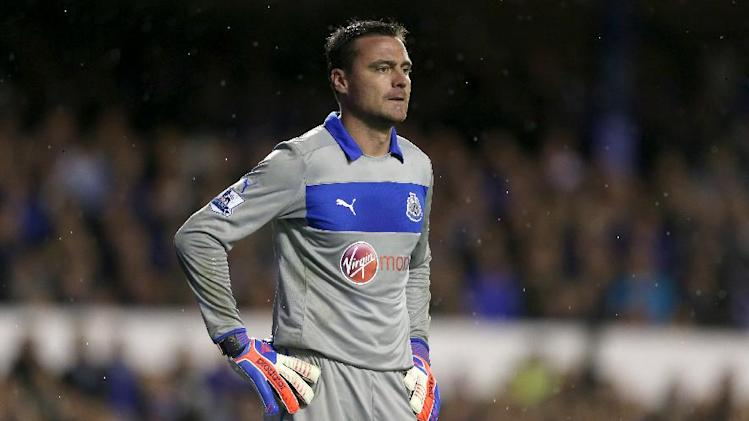 Steve Harper says former boss Chris Hughton deserves a good reception from the Newcastle fans
