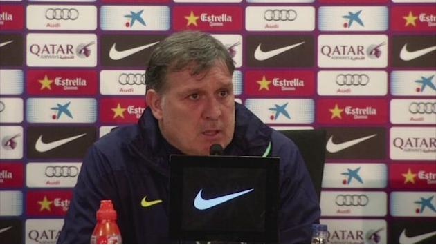 Martino: 'I'm not satisfied with my work
