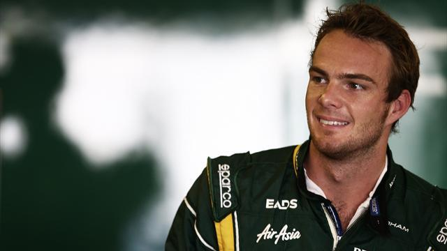 Formula 1 - Caterham name Van der Garde as driver