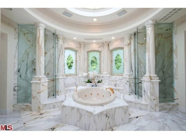 Why Do Rich People Need So Many Bathrooms Spaces