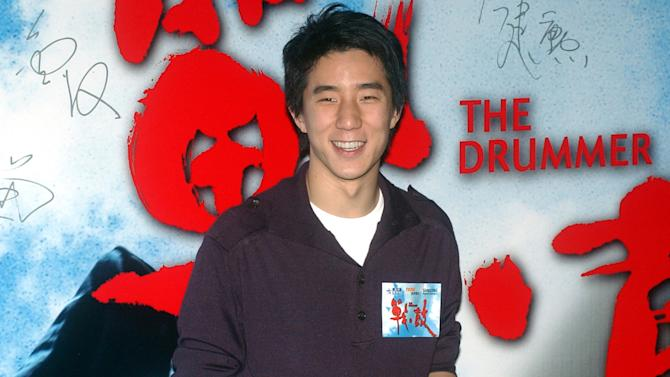 "FILE - In this Oct. 8, 2007 file photo, Hong Kong actor Jaycee Chan poses for photo upon arrival for ""The Drummer"" premiere at Hong Kong Convention & Exhibition Centre. Hong Kong action superstar Jackie Chan's actor-son Jaycee Chan has been detained in Beijing on drug-related charges, the latest high-profile celebrity to be ensnared in one of China's biggest anti-drug crackdowns in two decades. Jaycee Chan, 32, was detained last Thursday, Aug. 14, 2014, together with the 23-year-old Taiwanese movie star Kai Ko, Beijing police said late Monday, Aug. 18, on their official microblog, identifying them only by their surnames, ages and nationalities. It was unclear why the detentions were announced several days later.( AP Photo/Lo Sai Hung, File )"