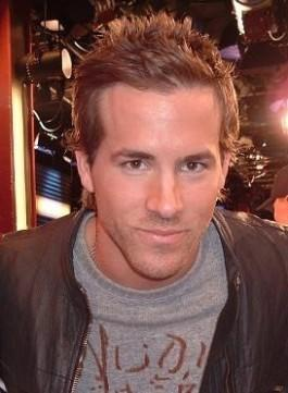 "34 year old actor, Ryan Reynolds was named People Magazine's ""Sexiest Man Alive"" for 2010."