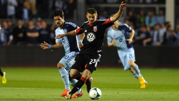 "Despite ""best effort to date"" against Sporting KC, DC United come out empty-handed again"