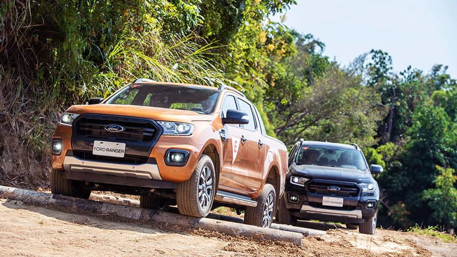 New Ford Ranger運動休旅皮卡強勢登場