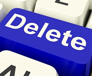 Email Discovery: Deleting Old Emails Can Cost You Time & Money image deleting emails and email archiving