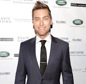 "Lance Bass Thinks Someone in One Direction Is ""Probably"" Gay"