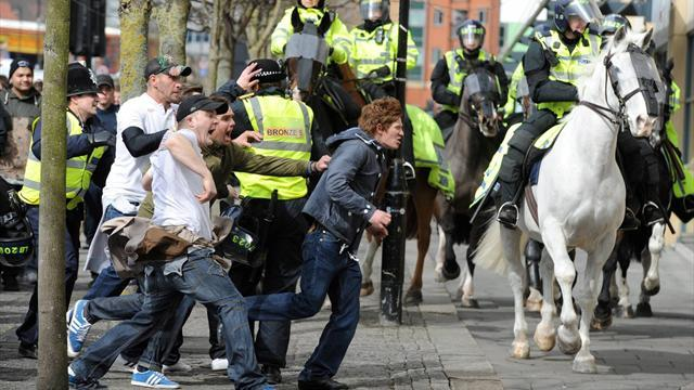 Premier League - Newcastle threaten life bans over derby violence