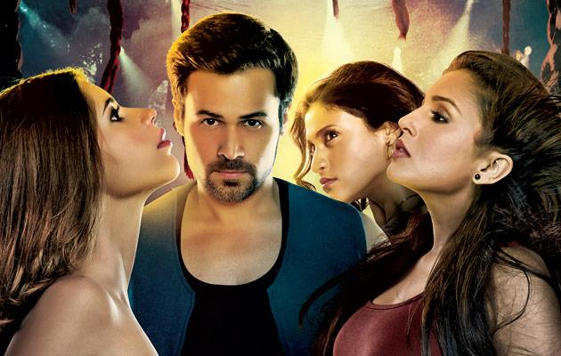 Witches and lady ghosts in Hindi movies