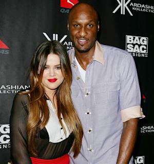 """Khloe Kardashian Hints at Marriage Problems on Keeping Up With the Kardashians: """"Lamar Is a Very Depressed Person"""""""