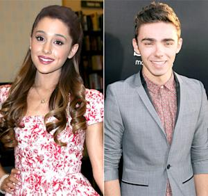 Ariana Grande Dating The Wanted's Nathan Sykes!