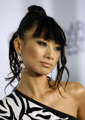 "FILE - In this file photo taken Nov. 7, 2007, Chinese actress Bai Ling arrives to the premiere of ""Southland Tales"" in Los Angeles. Bai is part of the fifth season cast of VH1's ""Celebrity Rehab with Dr. Drew."" (AP Photo/Chris Pizzello, File)"