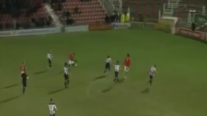 VIDEO: Hilarious Clip of Other PogBro Playing for Wrexham Surfaces After Siblings Europa Clash