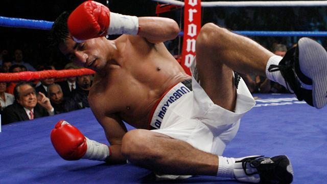 Boxing: Morales should get out while he can
