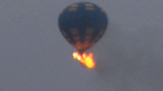 3rd Body Found After Hot Air Balloon Crash