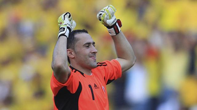 Ligue 1 - Nice keeper Ospina out for up to six weeks