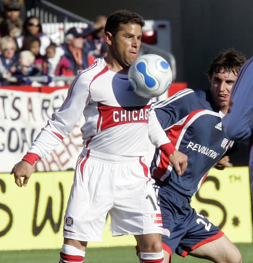Red Bulls added Chris Armas to coaching staff