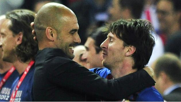 Second Barca return sits easier with Guardiola