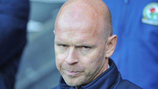 Blackburn manager Henning Berg (PA Photos)