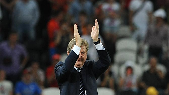 Roy Hodgson was 'satisfied' with England's draw against France and believes his side will improve