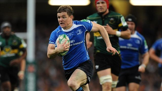Rugby - O'Driscoll to miss Amlin Cup final